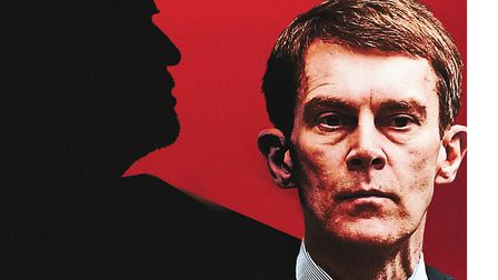 BRADFORD, ENGLAND - MAY 16: Seumas Milne, the Labour Party Director of Strategy and Communications,