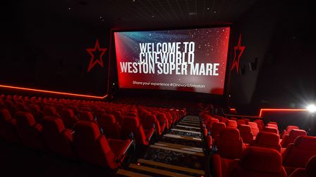 Cineworld at Dolphin Square. Picture: Jamie Gray