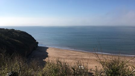 An early morning mist soon gave way to clear blue skies.Picture: Sue Babb