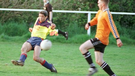 Atwell ; Soccer Atwell Shield East Worle V Bournville2-5-00 F29-1