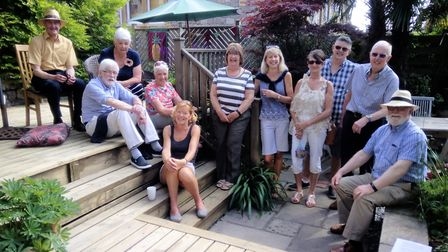 The open gardens scheme raised more than £10,000 for the hospice last year.