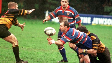 WestonvBerry ; Rugby Weston V Berry Hill1/4/00E 5-26-00-29