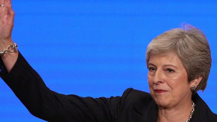 Is Theresa May up to the job. Photograph: Aaron Chown/PA Images.
