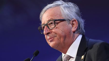 Jean-Claude Juncker, President of the European Commission. (Photo by Sean Gallup/Getty Images)