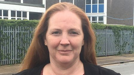 Cllr Cathy Cordiner-Achenbach, Labour party candidate for Southtown and Cobholm ward in Great Yarmou