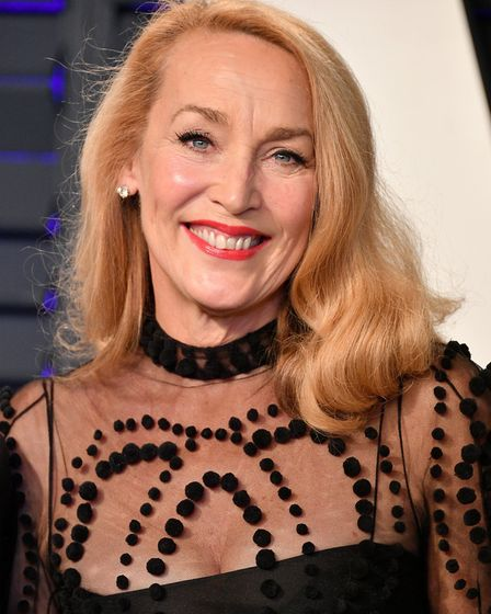 Jerry Hall. Photo by Dia Dipasupil/Getty Images)