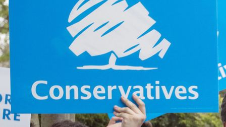 The Conservatives face heavy losses in May's local elections. Picture: Rick Findler/PA Wire