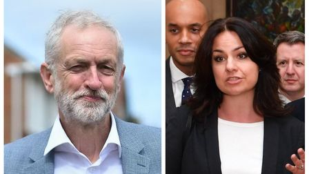 A YouGov survey has found that respondents believe Labour is more anti-Brexit than Change UK. Pictur