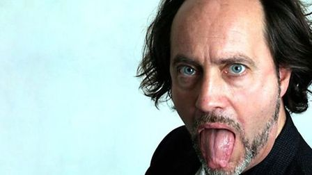 Ian Cognito, who died on stage. Picture: Contributed