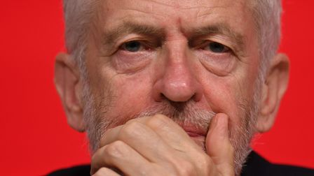 Jeremy Corbyn. (Photograph: AFP/Getty Images)