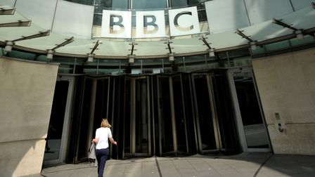 BBC Broadcasting House in London. Photograph: Nick Ansell/PA.