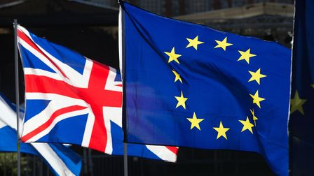 European elections will take place at the end of May. Picture: Jonathan Brady/PA.