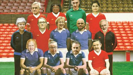 The only team that wants to get out of Europe, but with a manager that can't make it happen. Image: