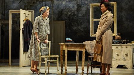SMALL ISLAND at Royal National Theatre London. Picture: Supplied