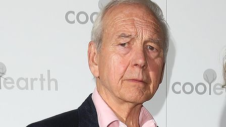 John Humphrys is one of the brexiteers of the week. Picture: Danny Martindale