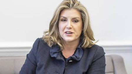 Penny Mordaunt, the new defence secretary, is one of the brexiteers of the week. Picture: Supplied