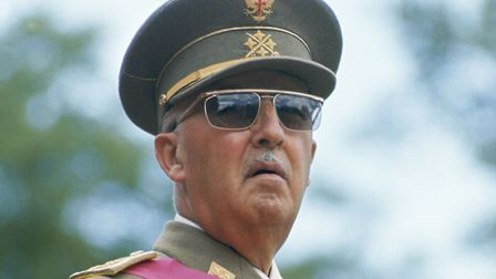 Spanish dictator General Francisco Franco. Photo: Dominique BERRETTY/Gamma-Rapho via Getty Images