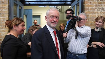 Alastair Campbell has called on Jeremy Corbyn to up his game. Photo: DANIEL LEAL-OLIVAS/AFP/Getty Im