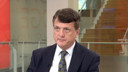 """Ukip leader Gerard Batten said his position will be """"untenable"""" if he loses his seat as an MEP in th"""