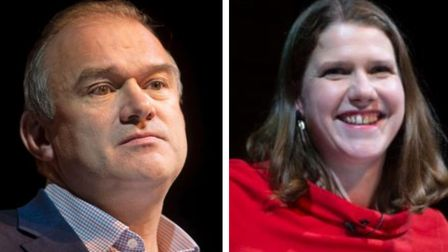 Ed Davey is standing for the Lib Dem leadership and deputy leader Jo Swinson is expected to do the s