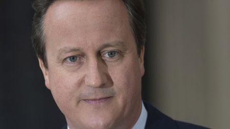 David Cameron has sympathised with Theresa May and her decision to resign. Photo: Carl Court/Getty I