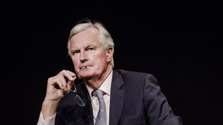Michel Barnier, the incoming chief Brexit negotiator for the European Commission. Photographer: Marl
