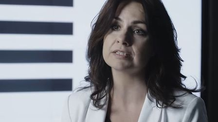 Change UK leader Heidi Allen, seen here in a party election broadcast, said she wanted to back tacti