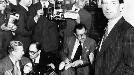 Harold Adrian Russell Philby, better known as Kim Philby (1912 - 1988), former First Secretary to th