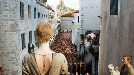 Game of Thrones main city, King's Landing, is filmed in Dubrovnik. Picture: HBO/IMDB