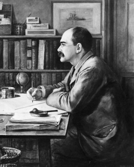 The British poet, Rudyard Kipling (1865-1936), is known for his verse collections and animal stories