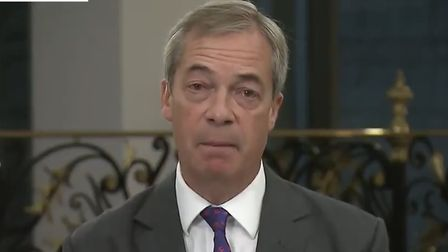 Nigel Farage on Good Morning Britain