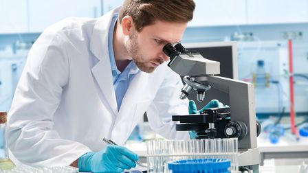 The UK has received �1 billion in EU scientific research funding. Picture: Getty Images/iStockphoto