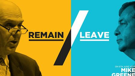 The Brexit Party's Facebook promotion of the Lib Dems. Photograph: Facebook.