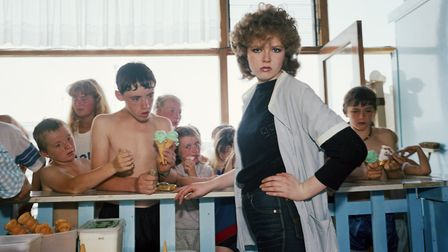 New Brighton, 1985, from 'The Last Resort' by Martin Parr. Photo: MARTIN PARR/Magnum Photos