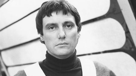 Actor Paul Darrow in a scene from the television show Blake's 7. Photo: Don Smith/Radio Times/Getty