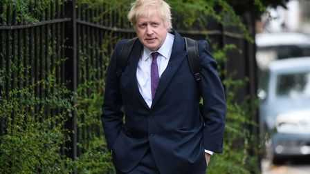Boris Johnson. (Photo by Peter Summers/Getty Images)