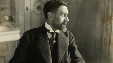 Picture shows Sir Roger Casement, British Consular Agent and Irish rebel patriot, who was hanged as