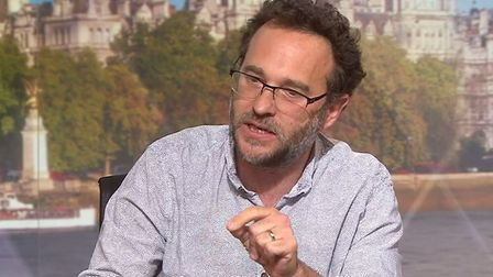 Rafael Behr's answer on BBC Politics Live has gone viral, outlining in just 90 seconds how politicia