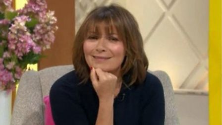 Lorraine Kelly discusses Esther McVey on Good Morning Britain. Photograph: ITV.