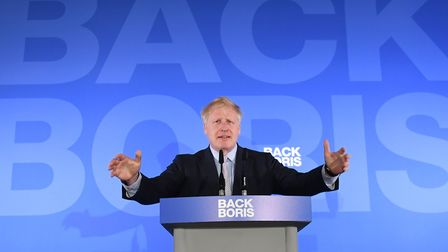 Boris Johnson launches his campaign to become leader of the Conservative and Unionist Party and Prim