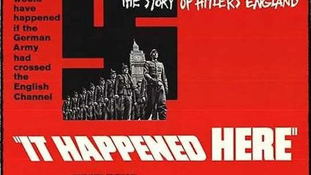'It Happened Here' (1965) contemplated what would have happened if the German Army crossed the Engli