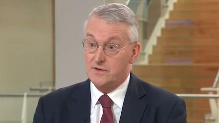 """Labour MP Hilary Benn told Sky's Sophy Ridge it would be """"scandalous"""" for a new prime minister to su"""
