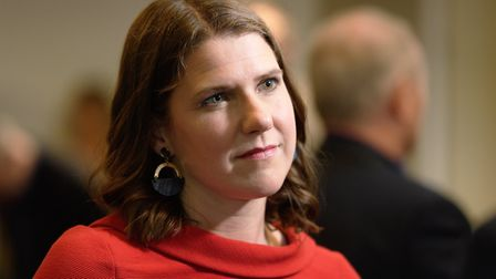 Liberal Democrat MP Jo Swinson, who is bidding to succeed Sir Vince Cable as the party's leader. Pic