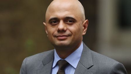 Sajid Javid has said his not being invited to the state banquest during Donald Trump's visit was 'od