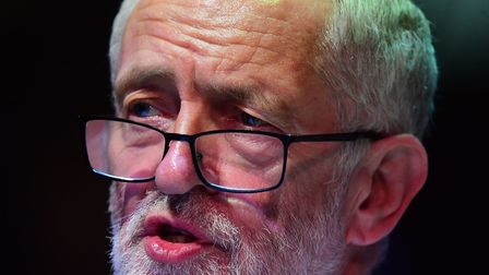 Leader of the Labour party Jeremy Corbyn. Picture: Victoria Jones/PA Wire/PA Images