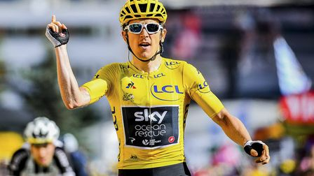 Geraint Thomas is set to defend his title in this year's Tour de France. 2019 marks 100 years of the