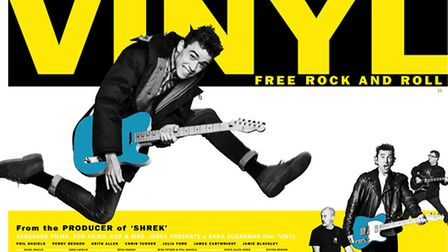Vinyl will play to audiences at the St Albans film festival before its official release