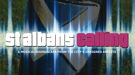 St Albans Calling cover