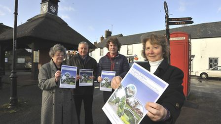 Houghton and Wyton Parish Council appealing for people to fill in community survey for the area's Ne