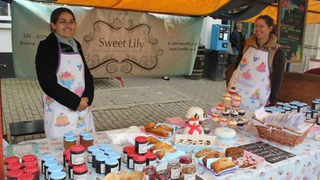 The Sweet Lily store